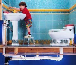 канализация санузла