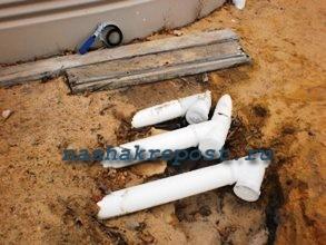 Люки для чистки канализации