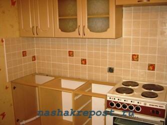 Установить кухню своими руками фото