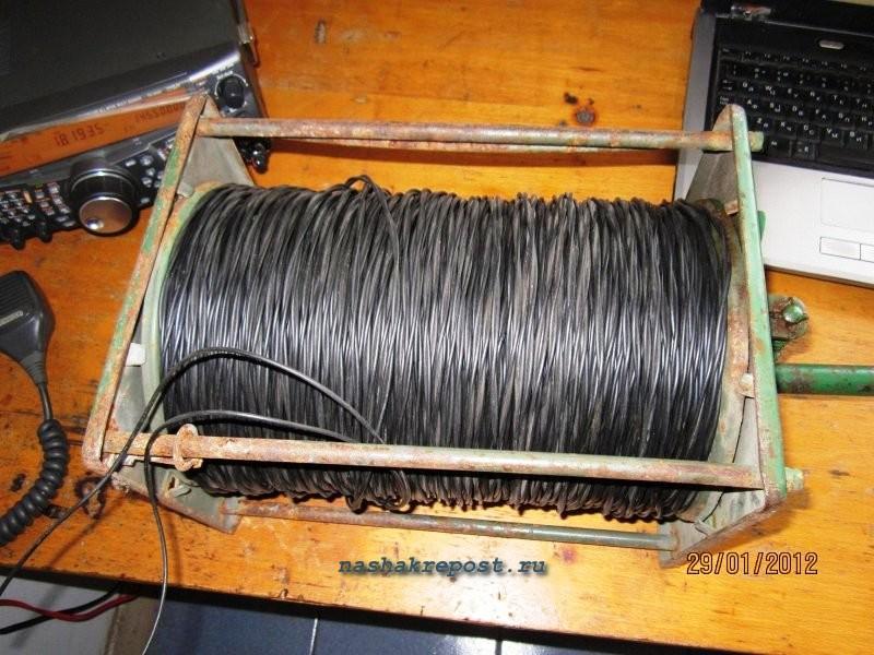 Обогревающий кабель своими руками