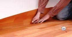 Укладка линолеума на бетонный пол— этапы и правила проведения работ