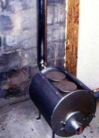 Сделать своими руками печь булерьян
