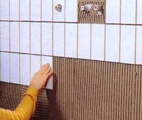 Выбираем  плиточный клей | Каким клеем клеить плитку
