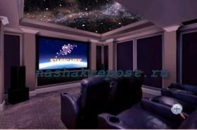 Звездное небо натяжной потолок своими руками фото 642