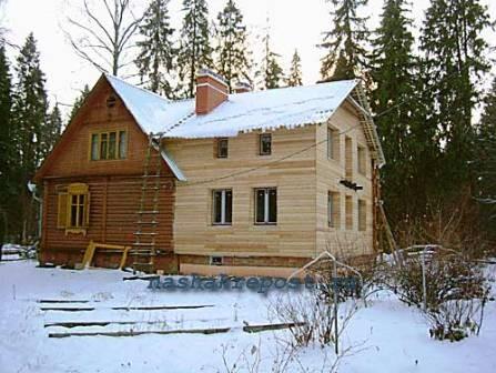 Если баню уже пристроили к дому, важно, чтобы воздух в ней находился сухим и горячим, а также чтобы баня после...