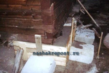 """Ремонт разрушающегося фундамента - """"Уютный дом"""" - квартира, дом, дача - дизайн, уют, ремонт, интерьер"""