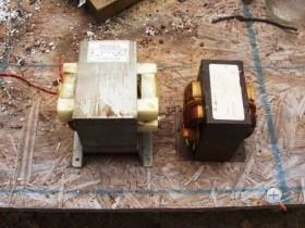 Трансформаторы для самодельного сварочнгого аппарата