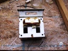 Самодельный электросварочный аппарат