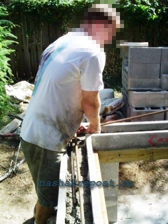 Барбекю из кирпича своими руками фото пошаговая