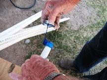 Капельный полив из пластиковых труб
