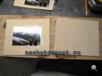 Изготовление деревянных рамкок для картин своими руками