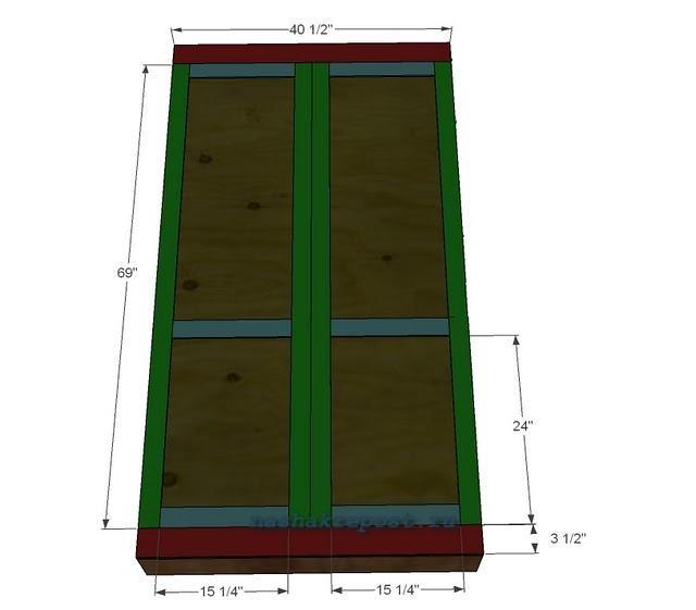 Инструкция по сборке кровати трансформера своими руками.