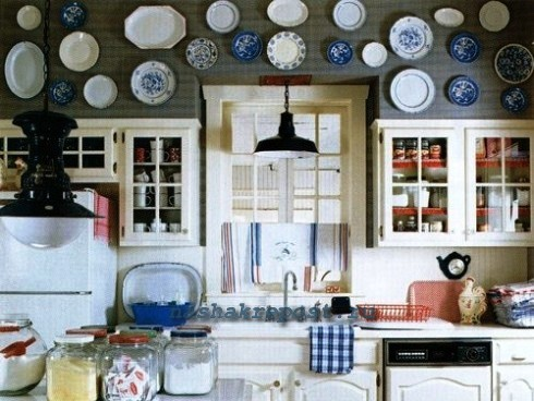 Украсить кухню своими руками фото