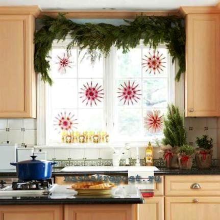 Как украсить кухню своими руками фото
