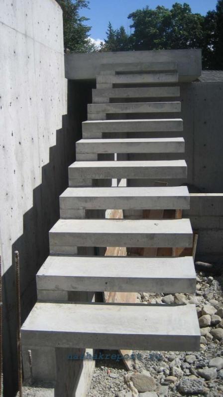 Висячие лестницы своими руками