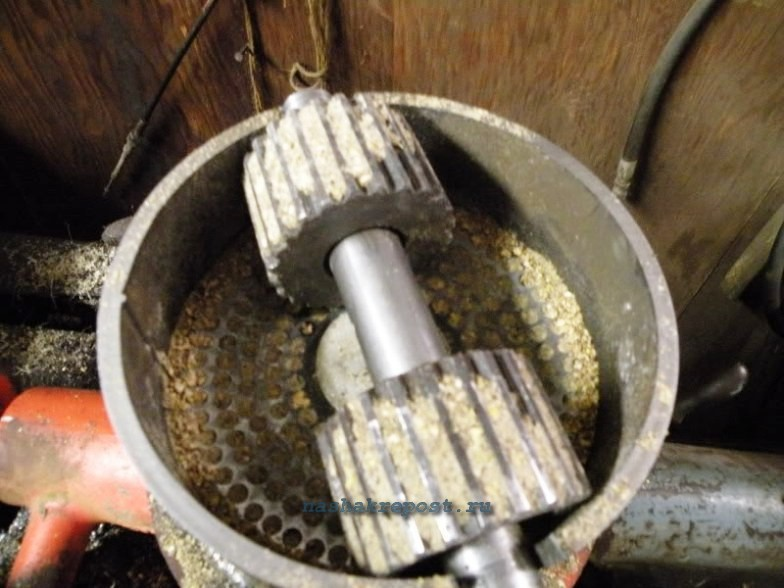 Изготовление пеллет своими руками