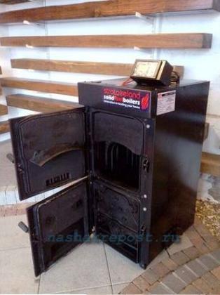 промышленный топливный котел