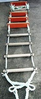 Морская веревочная лестница