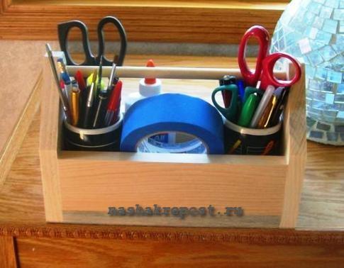Переносной ящик своими руками для инструментов