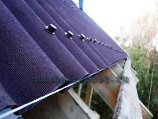 ондулин для крыши гаража
