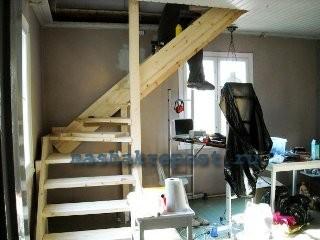 установка ступеней лестницы своими руками