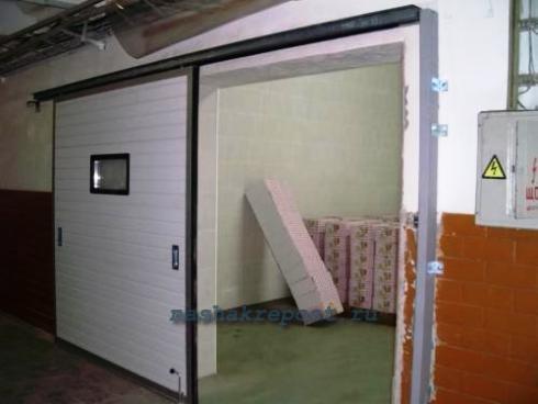 Откатные ворота своими руками для гаража - Gmpruaz.ru