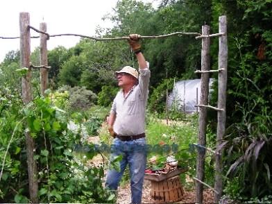Арка своими руками пошаговая инструкция с фото в саду