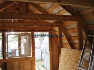 Мансардная крыша своими руками | особенности конструкции