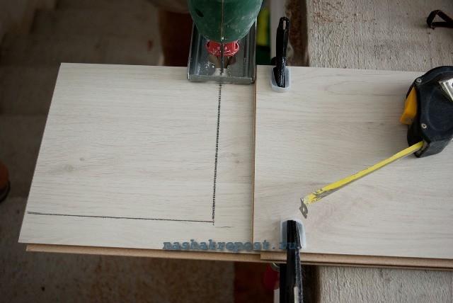 Подложка для укладки ламината своими руками