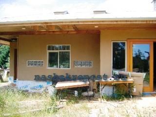 Дома из глины и соломы технология