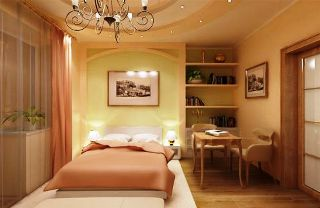 Интерьер спальни— функциональное разделение, дизайн спальни