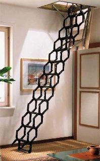 чердачная лестница  - трансформер