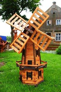 Декоративная мельница для дачи