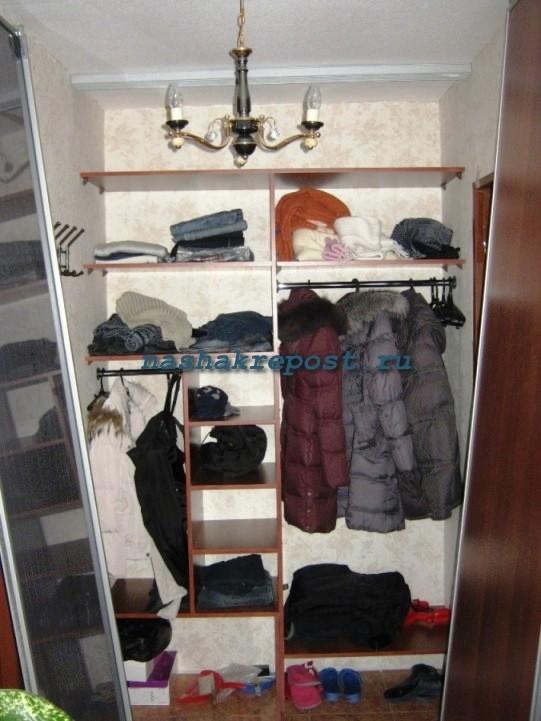 шкафы купе в коридоре в хрущевке фото