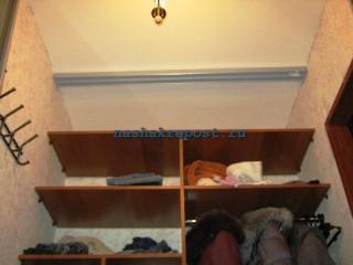верхняя направляющая шкафа купе
