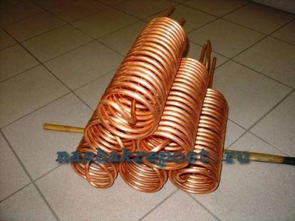 Змеевик из медной трубки как теплообменник Уплотнения теплообменника Машимпэкс (GEA) NX250L Шахты