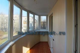 Обшивка балкона пластиковыми панелями технология работ..