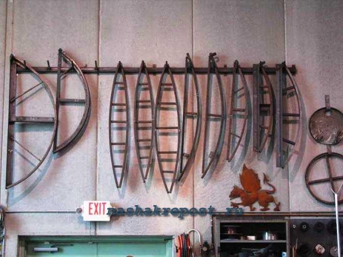 Трубогиб для профильной трубы своими руками чертежи