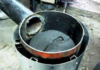 печь слобожанка