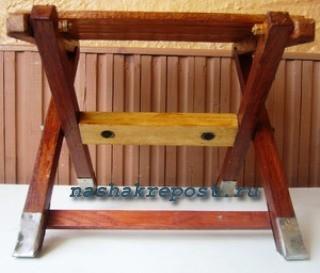 стул для рыбалки