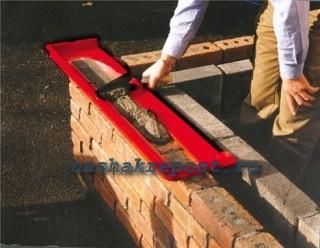 приспособление для кладки кирпича