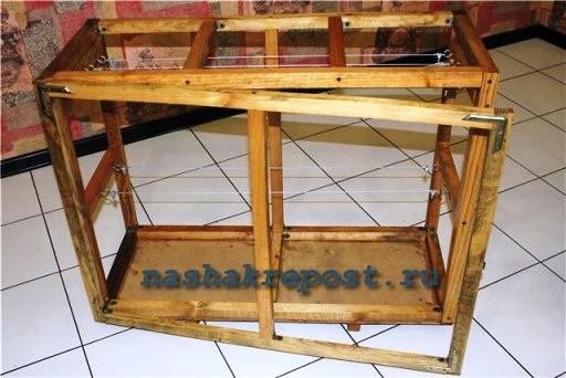 Как сделать ящики для сушки рыбы 32