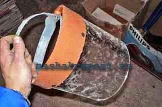 средства защиты при работе с пескоструем