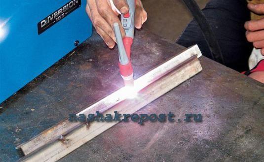 Как сделать электроды по алюминию своими руками 77