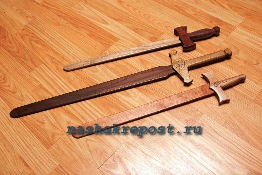 Деревянное ружье схема