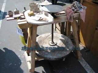 Лепка изделий из глины