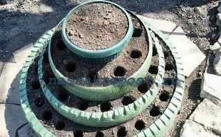 Как из шины сделать клумбу: пошаговая инструкция, примеры работ