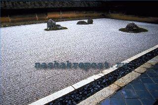 Японский сад камней— приемы создания своими силами