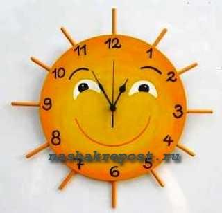 Как сделать часы самому - оригинальные примеры