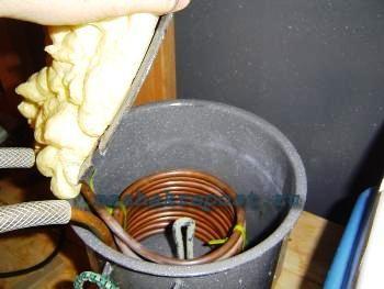 Как удержать тепло в бойлере